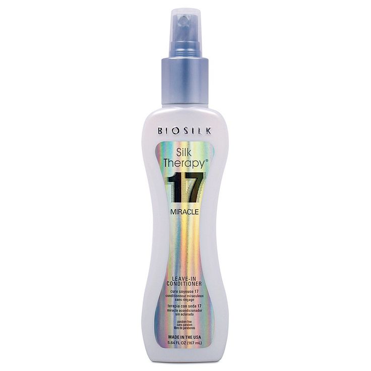 Biosilk Silk Therapy 17 Miracle Leave-in Conditioner 167 mL