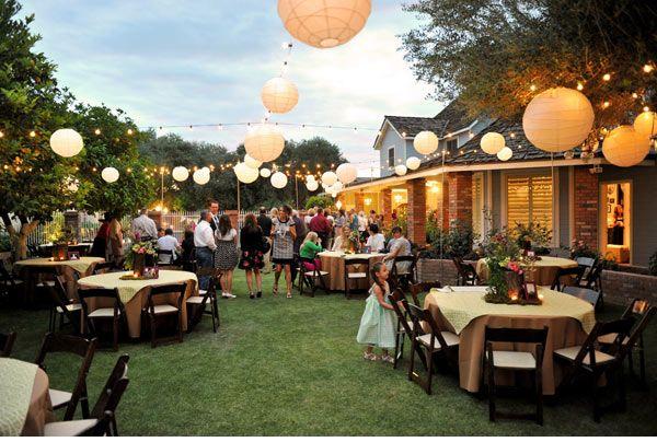 Best 25+ Small backyard weddings ideas on Pinterest | Renewing ...