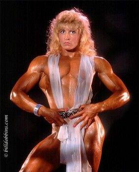 Nikki Marilyn With Muscle Fuller Nikki Fuller