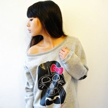 Kitty Vader blouse