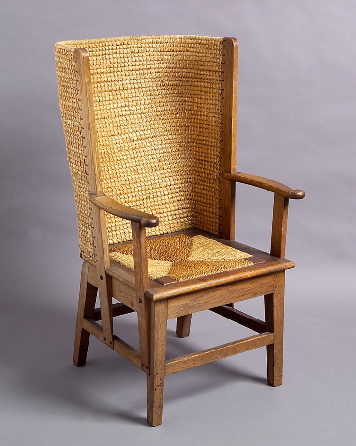 Antique Orkney Island chair. These have been made from oat straw + sea-grass - 94 Best Orkney Chair Images On Pinterest Artisan, Cane Chairs