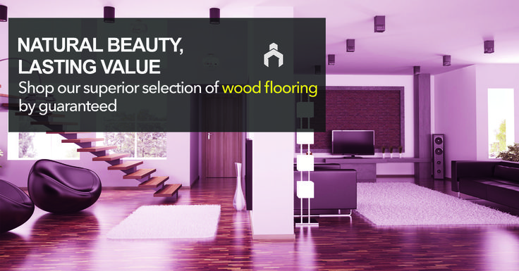 Shop our superior selection of #wood #flooring by guaranteed.