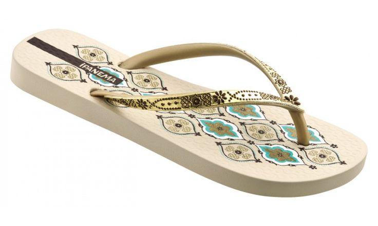 iPANEMA Flip Flops | Beige Persia Flip Flop by iPANEMA Flip Flops | Buy Flip Flops, Sandals and Wedges at iPanema.co.uk - ipanemaflipflops.co.uk