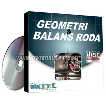 Nama : Geometri & Balans Roda Kode : 47000000202 Merk : - Tipe : - Status : Siap Berat Kirim : 1 kg