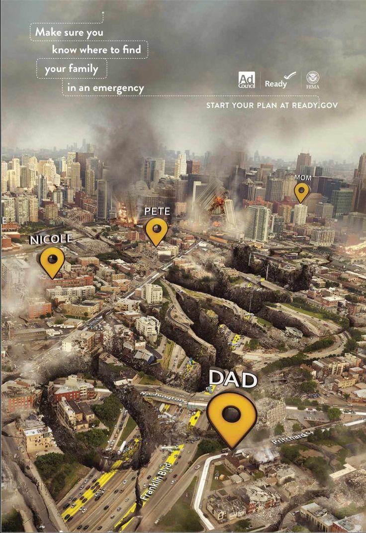 FEMA: Quake