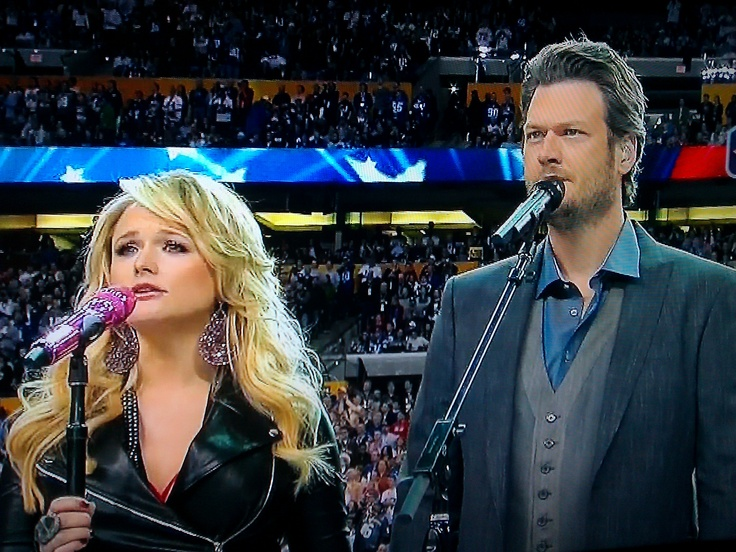 Miranda & Blake....they are going to have some cute babies!