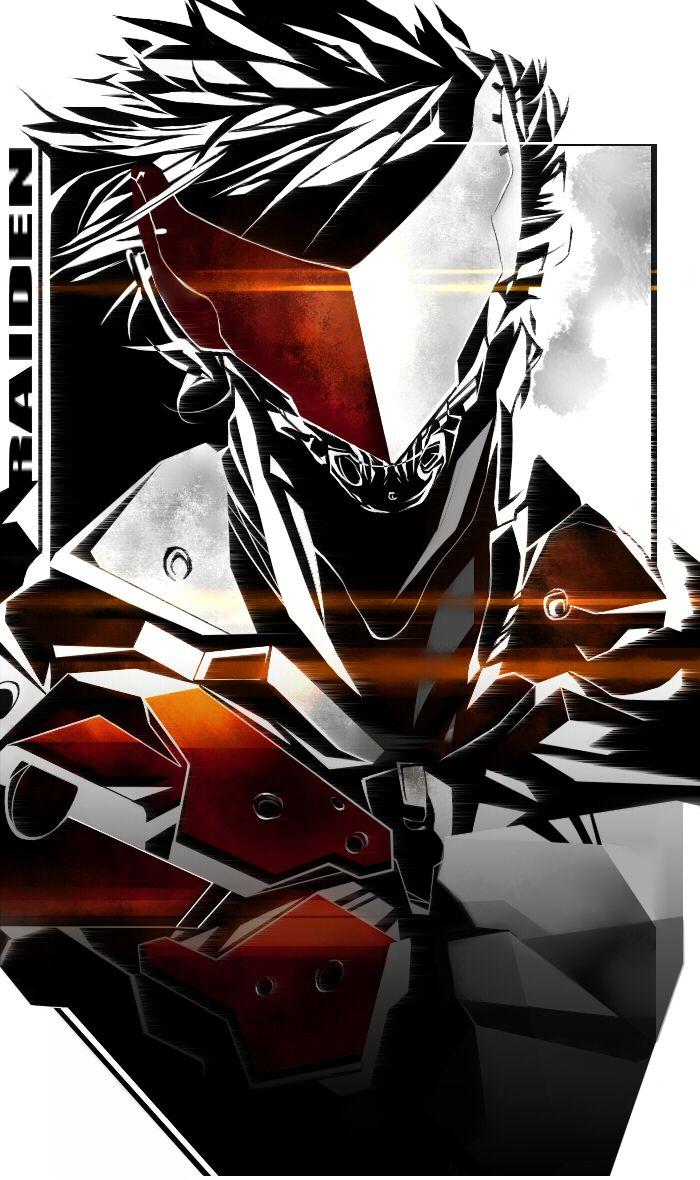 Metal Gear Rising   Raiden