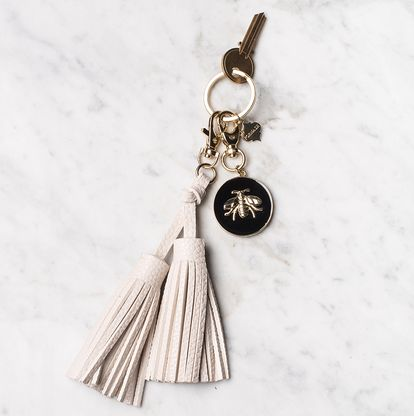 Accessories your bag or keys.  Perfect as a housewarming, dorm room or apartment gift