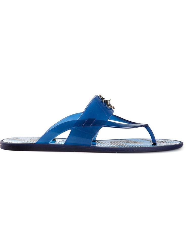 Vivienne Westwood / star print sandals – Case Study