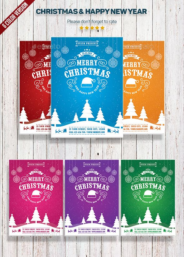 39 Best Christmas Party Flyer Templates Images On Pinterest   Free  Printable Flyer Templates  Free Printable Flyer Templates