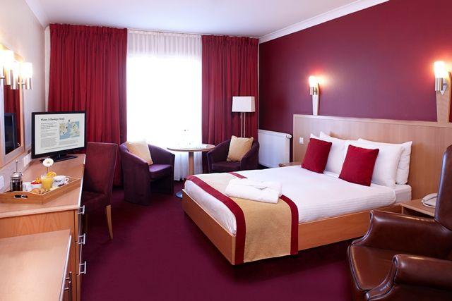 Clayton Hotel Leeds-Executive Room