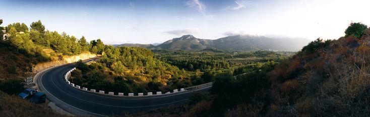 Vall De Pop, Costa Blanca, Spain