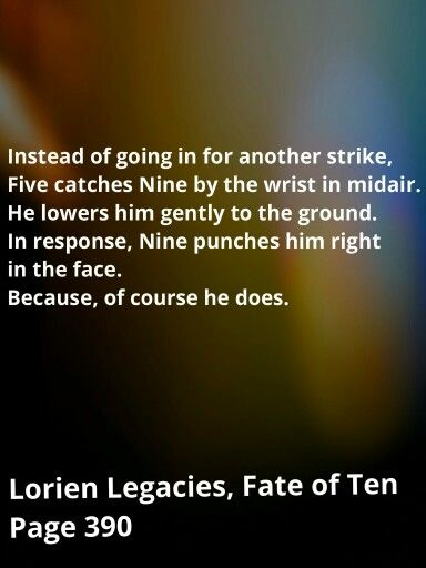 Lorien Legacies: The Fate of Ten