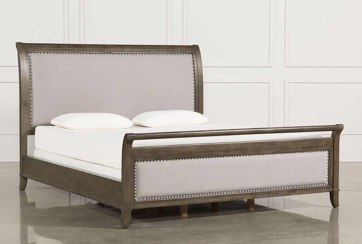 Candice California King Sleigh Bed