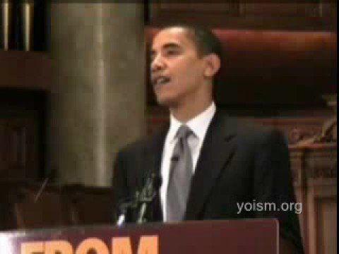 Barack Obama on Religion