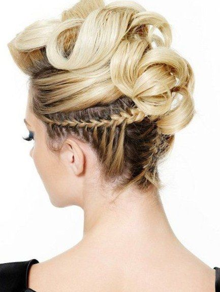 679 best hairstyles images on pinterest hairstyle make up and faces pmusecretfo Choice Image