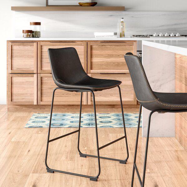 Luke Bar Counter Stool In 2020 Counter Stools Counter Bar Stools Furniture