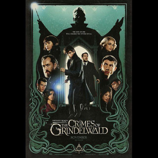Warner Bros Fara Sorteio De Poster Exclusivo De Os Crimes De