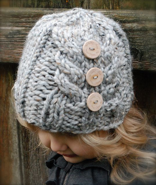 Ravelry: The Irelynn Hat pattern by Heidi May