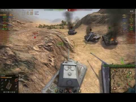 World Of Tanks-High Five Weekend (HD)