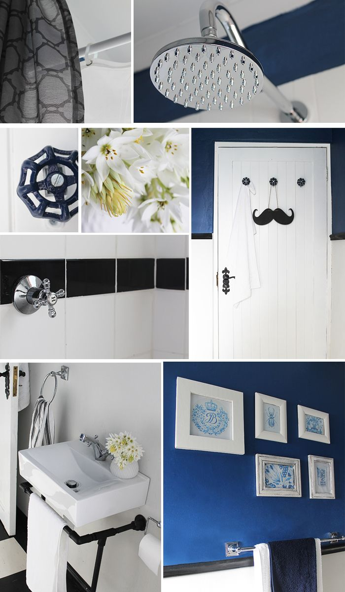 man cave bathroom on a budget http://homeology.co.za/budget-challenge/budget-over-guest-bathroom/