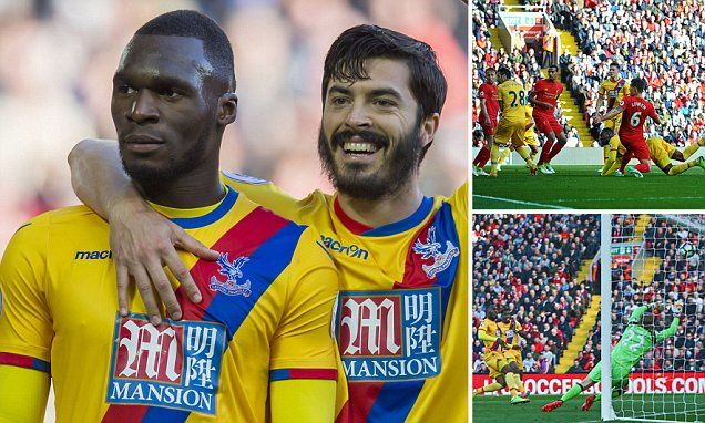 DOMINIC KING AT ANFIELD: Benteke scored two, might have had another, and, more than anything, left Jurgen Klopp fretting about the implications.