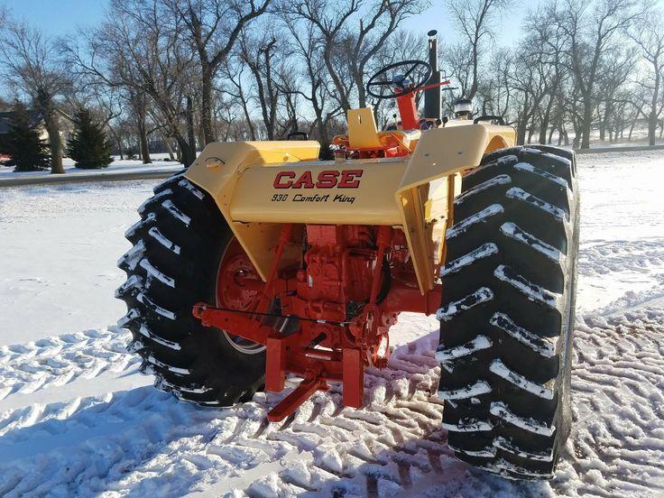 930 Case freshly restored Case tractors, Tractors