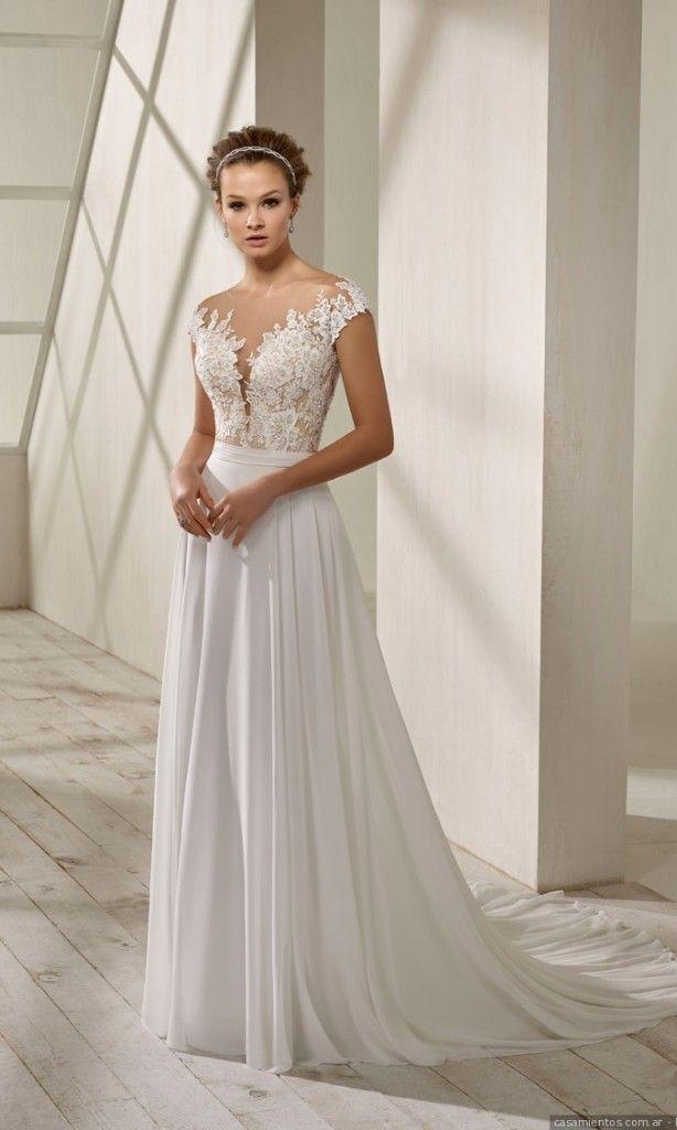 a03b3f13 Vestidos de novia Divina Sposa 2019: una colección tan clásica como actual.  #argentina #bodas #casamientos #casamientoscomar #casamientoscom #ar  #noscasamos ...