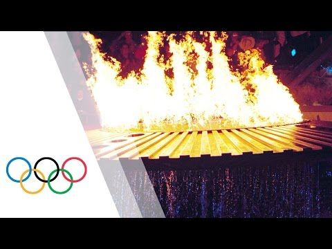 The History of the Olympic Flame | 90 Seconds Of The Olympics - YouTube