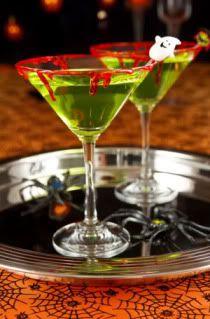 "The ""Vampire"":  (serve in Martini Glass)    1oz. Gin (Bombay Sapphire)  1oz. Vodka  6oz. (Amp)  - ""V"" for the Vodka, ""amp"" for the amp, ""ire"" for the Sapphire. Pour into glass w/ ice add Amp, add Gin."
