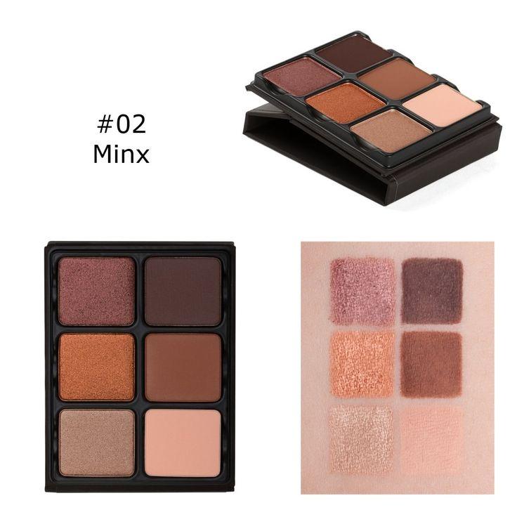VISEART Theory Eyeshadow Palette