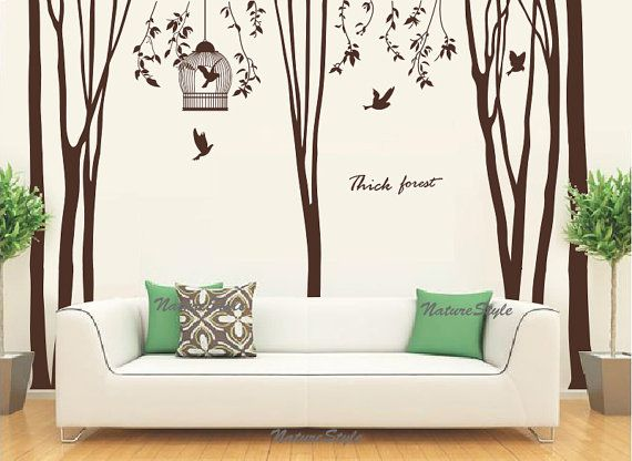 Living Room Decals 68 best wall silhouettes! images on pinterest | kitchen walls