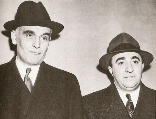 542 Best Famous Mobsters Images On Pinterest Mobsters