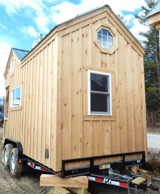 Little Houses On Wheels: 60 Best Images About Tiny Houses On Wheels. JCS On