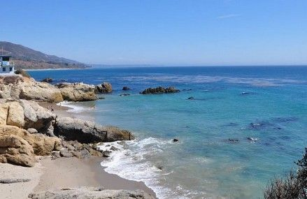 Southern California Beach Campgrounds | Leo Carrillo State Beach Camping Day Use