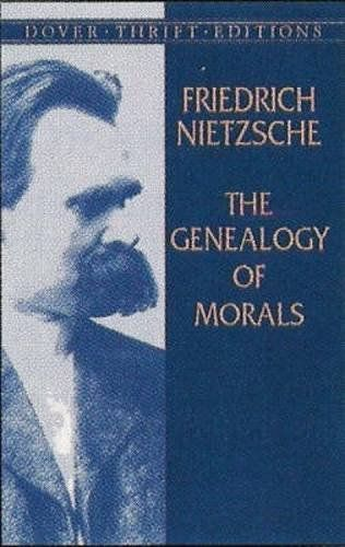 a discussion on the judeo christian tradition in friedrich nietzsches genealogy of morals Friedrich nietzsche on the genealogy of morals, beyond good & evil, and the gay science along with kierkegaard , nietzsche was a prominent figure of the movement of existentialism in the 19th century.