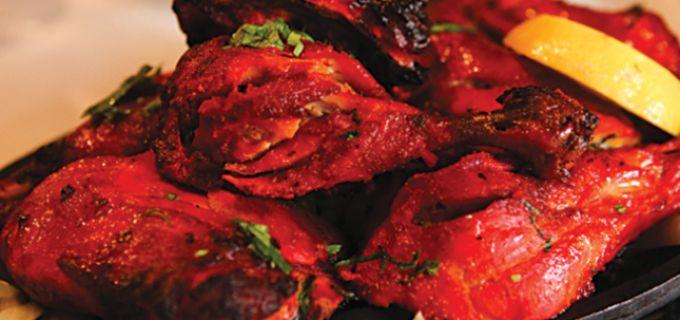 LOGiN Voucher | Deal - 48% OFF on a Juicy Tandoori Chicken