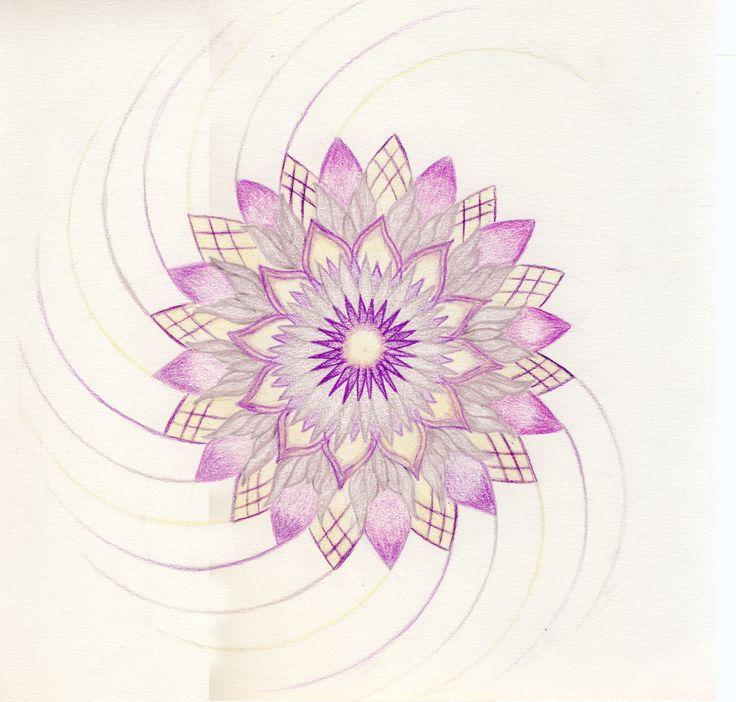Chakra kruin | Zentangle Mandalas | Pinterest | Crown ...