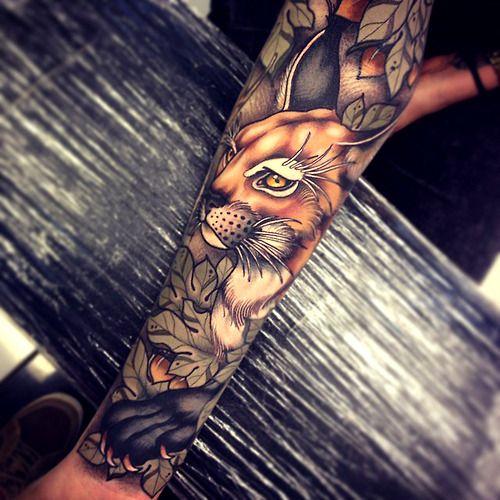 "bitofanink: "" Tattoo Masters Tattoo done by Tom Bartley. @tom_bartley via Tumblr """