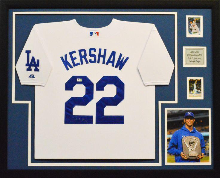 Best 78 Framed Baseball Jerseys ideas on Pinterest