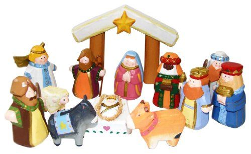 Nativity Sets for KidsThe Shopping Mama