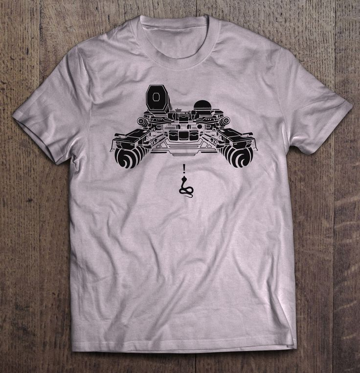 Metal Gear Solid - Snake Vs Shagohod T Shirt