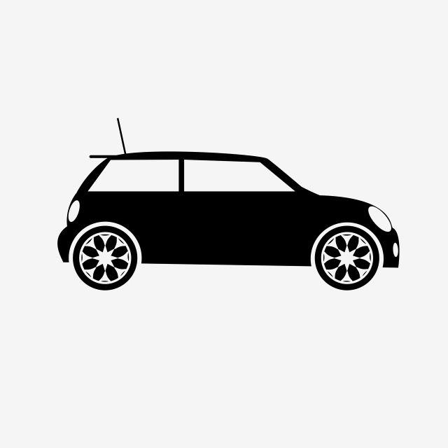 سيارة أسود والنقل والصور الظلية وخطوط سيارة سوداء صورة مواد الصور Png و Psd Car Silhouette Black Car Car Icons