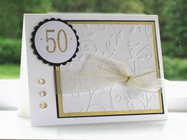 Приглашения открытки 50 лет, идея поздравления