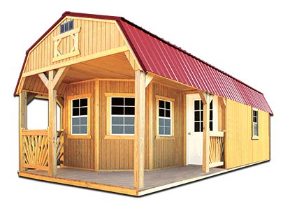 Deluxe Playhouse Package Old Hickory Buildings Old