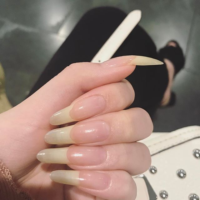 297 best Nails! - Translucent / Clear / Natural images on Pinterest ...