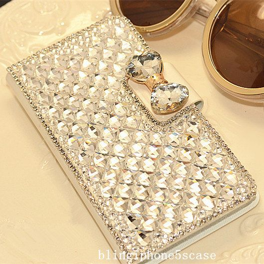 iphone 5s wallet case leather iphone 4 case by blingiphone5scase, $28.50     note3********