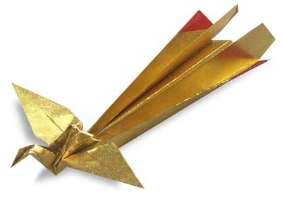 Origami Houou