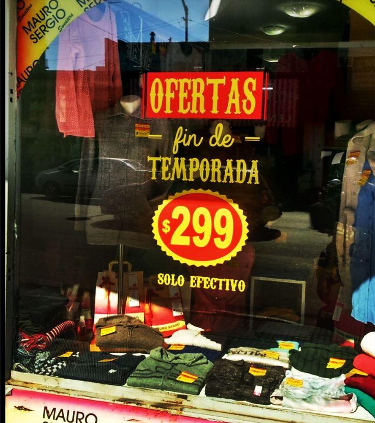Gráfica para fin de la temporada de  invierno 2016. En  Mauro Sergio de Ramos Mejía- Se utilizó Amarillo de  Oracal y Rojo de Macal - Diseño de Orla Publicidad