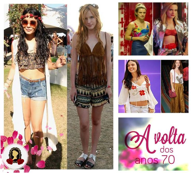 17 best images about anos 70 on pinterest 70s party - Moda hippie anos 70 ...